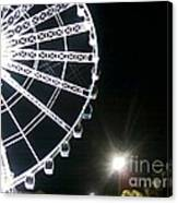 Ferris Wheel 5 Canvas Print