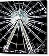 Ferris Wheel 8 Canvas Print