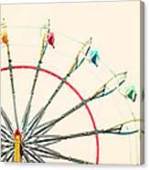 Ferris Wheel Fun Canvas Print