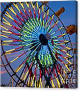 Ferris Wheel, Kentucky State Fair Canvas Print