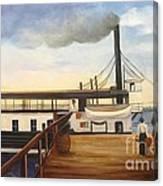 Ferry Hazel  Canvas Print