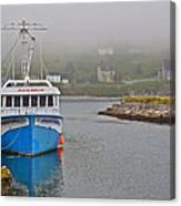 Ferryland Harbour-nl Canvas Print