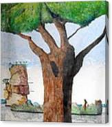 Fertile Worlds Canvas Print