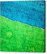 Field Of Dreams Original Painting Canvas Print