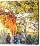 Fiesole Canvas Print