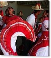 Fiesta De Los Mariachis Canvas Print
