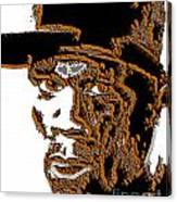 Fifty Cent Rapper Canvas Print