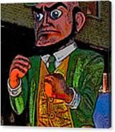 Fighting Irish Canvas Print