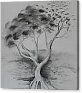Figtree The Strength Canvas Print