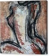 Figure 4 - Nudes Gallery Canvas Print