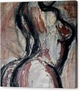 Figure3 - Nudes Gallery Canvas Print