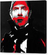 Film Homage Bela Lugosi Mark Of The Vampire 1935-2013 Canvas Print