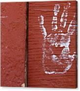 Film Noir Cyril Endfield Lloyd Bridges Try And Get Me 1950 Wall Picacho Arizona 2004 Canvas Print