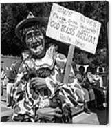 Film Noir Robert Siodmak  George Sanders Strange Affair Of Uncle Harry Clown Tucson Arizona Canvas Print
