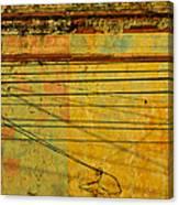 Fine Tuned Canvas Print