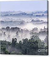 Finger Lakes Morning Canvas Print