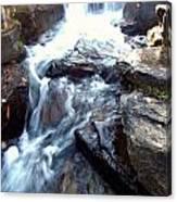 Finlay Park Waterfall Canvas Print