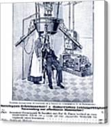 Finsen Apparatus, C1905 Canvas Print