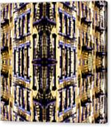 Fire Escapes - New York City Canvas Print