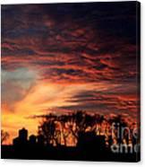 Glorious Sky Canvas Print