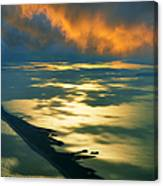 Fire Island Canvas Print