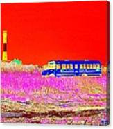 Fire Island Life Canvas Print