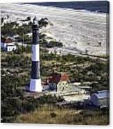 Fire Island Lighthouse 2  4389 Canvas Print