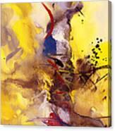 Fire Smoke And Brimstone II Canvas Print