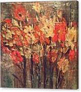 Fireflowers Canvas Print