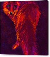 Firefox Canvas Print