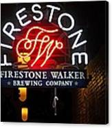 Firestone Walker Brewing Company Canvas Print