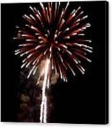 Fireworks 14 Canvas Print