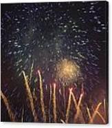 Fireworks-3027 Canvas Print