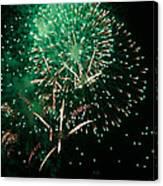 10223 Alstervergnuegen Fireworks 2013 Canvas Print