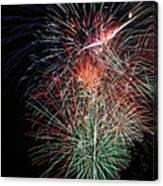 Fireworks6504 Canvas Print