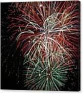 Fireworks6506 Canvas Print
