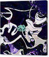 Firmament Cracked #11 Tapestry Of Pain Canvas Print
