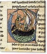 First Crusade, 11th Century Canvas Print