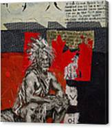 First Nations 14 Canvas Print