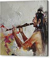 First Nations 40 Canvas Print