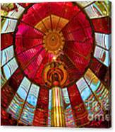 First Order Fresnel Lens Canvas Print
