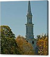 First Parish - Lexington Canvas Print