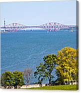 Firth Of Forth Canvas Print