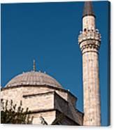 Firuz Aga Mosque Canvas Print