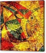 Fish 369 - Marucii Canvas Print