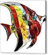 Fish 505-11-13 Marucii Canvas Print