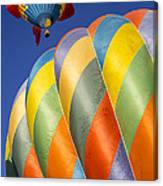 Fish In The Sky Canvas Print