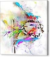 fish XXIV - marucii Canvas Print