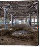 Fisher Body Plant 21 -6 Canvas Print