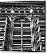 Fisher Building - 10.11.09_028 Canvas Print